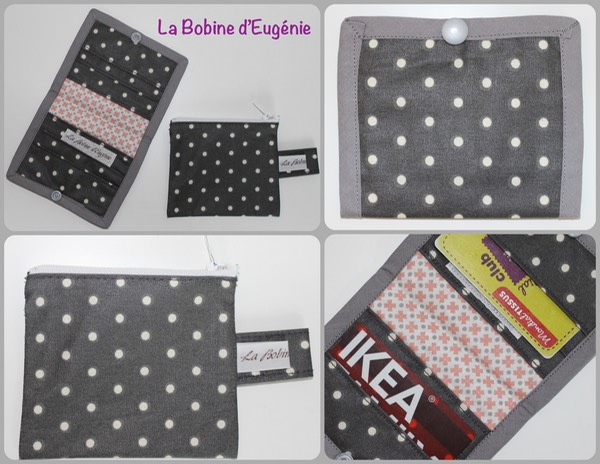 Porte-cartes, mini-pochette